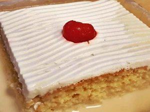 pastel tres leches receta facil
